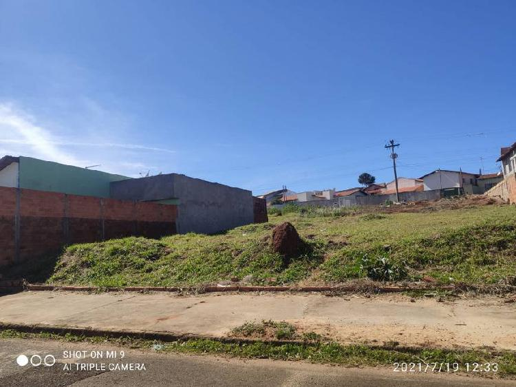 Lote/terreno para venda com 250 metros quadrados em jardim