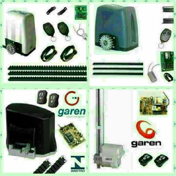 Portões eletrônicos*(instalação*manutenção)*