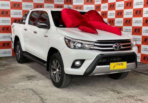 Toyota hilux 2018 por r$ 251.900, curitiba, pr