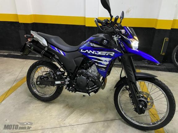 Yamaha - xtz 250 lander