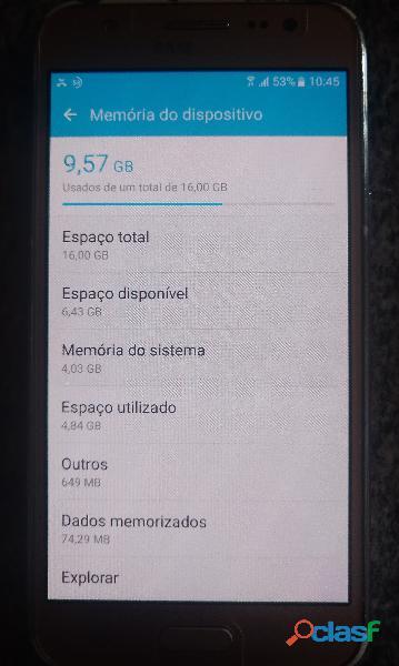 Celular Samsung J5 6