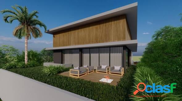Casa nova no centro de alphaville