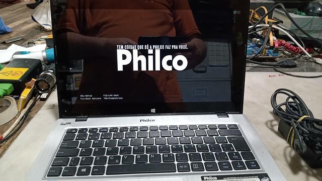Netbook philco 11 polegadas touch screen lindo e ótimo !!!