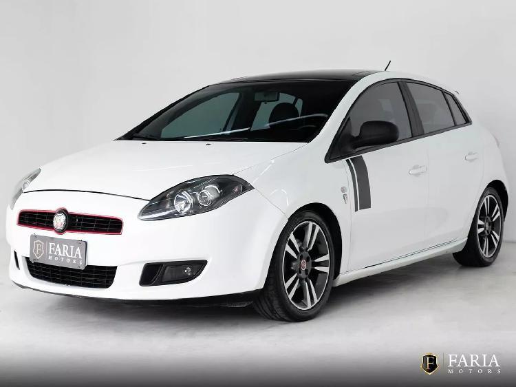 Fiat bravo 1.8 sporting 16v branco 2013/2014 - curitiba