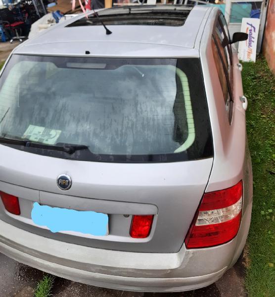 Fiat stilo 1.8 16v gas 2005