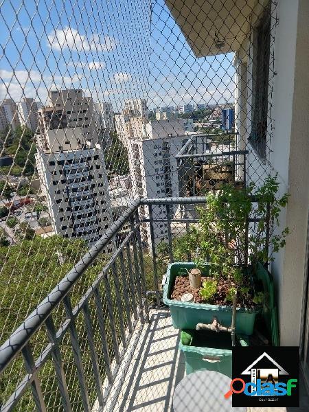 Apartamento com boa distribuição- vila andrade último andar !!!!