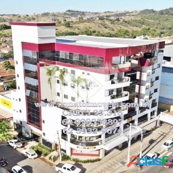 Apartamento à venda no Setor Jardim Salvador, Trindade-GO, 3 quartos