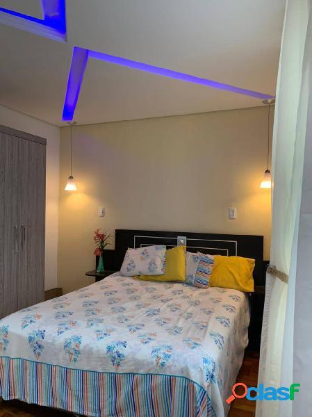 Apartamento de 2 dormitórios térreo em Santos na Pompéia.
