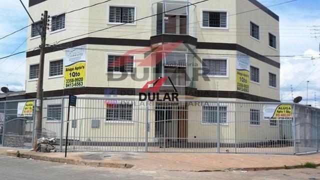 Apartamento 1 quarto para locação samambaia sul, brasília