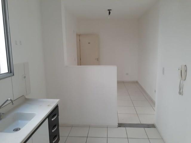 Apartamento para alugar no condomínio residencial parque