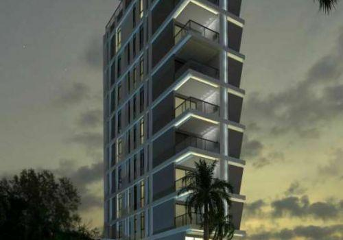 Apartamento à venda no bairro praia brava - itajaí/sc