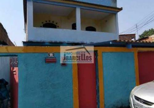 Casa à venda no bairro paciência - rio de janeiro/rj, zona