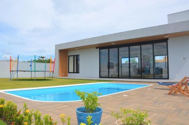 Pacote fim de semana - casa condomínio - litoral norte -