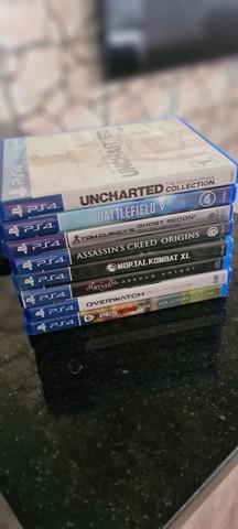 Playstation 4 jogos