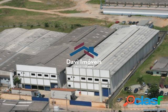 Ótimo galpão industrial a venda em terra preta mairiporã-sp