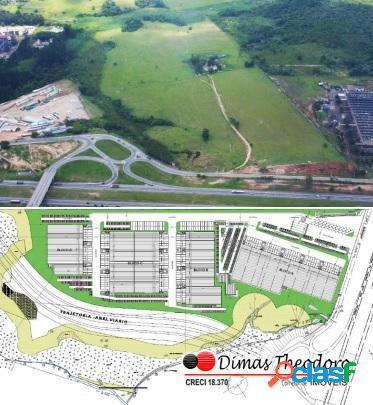 Vende área 262.518 m² - sorocaba - sp.
