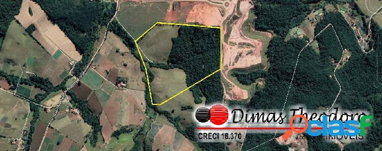 Vende área 300.000 m² jarinu são paulo.