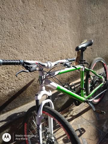 Bicicleta mosso 21 marchas