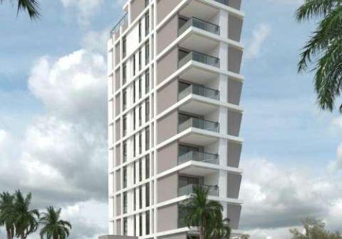 Edifício saint antoine - apartamento 2 suítes praia brava