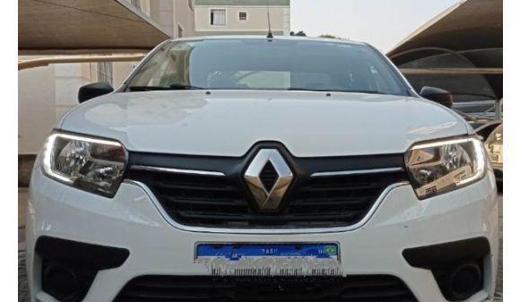 Renault logan 1.0 19/20 branco