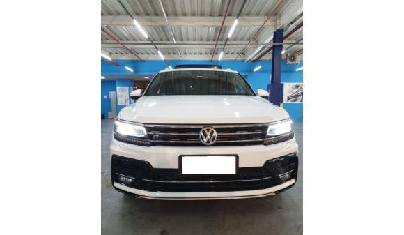 Volkswagen tiguan 2.0 allspac r-line 350 tsi 2.0 4x4 18/18
