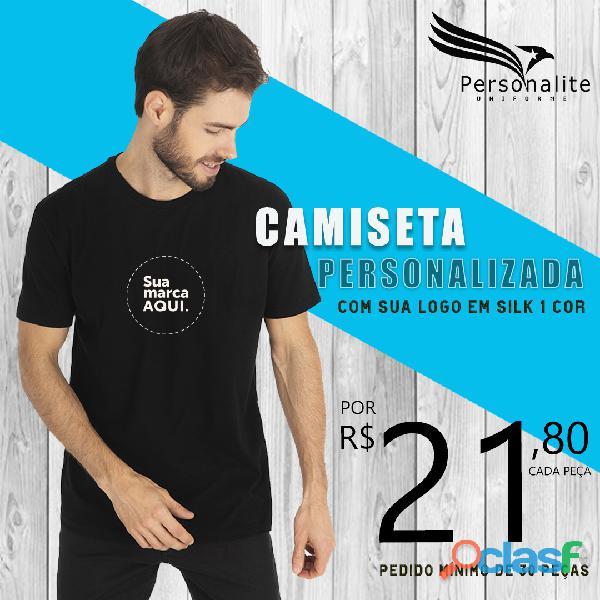 Camiseta Personalizada I Uniforme