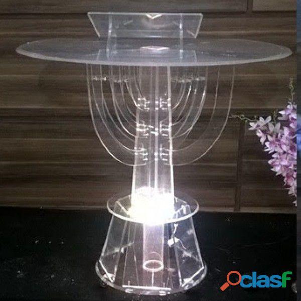 Púlpito em acrílico   Modelo Jerusalém   Para igrejas e capelas   Grupo Betel