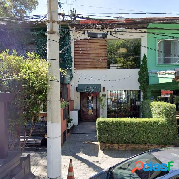 Casa comercial para aluguel na rua deputado lacerda franco - pinheiros