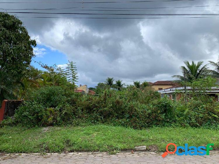 Terreno de 588 m² - Condomínio Morada da Praia