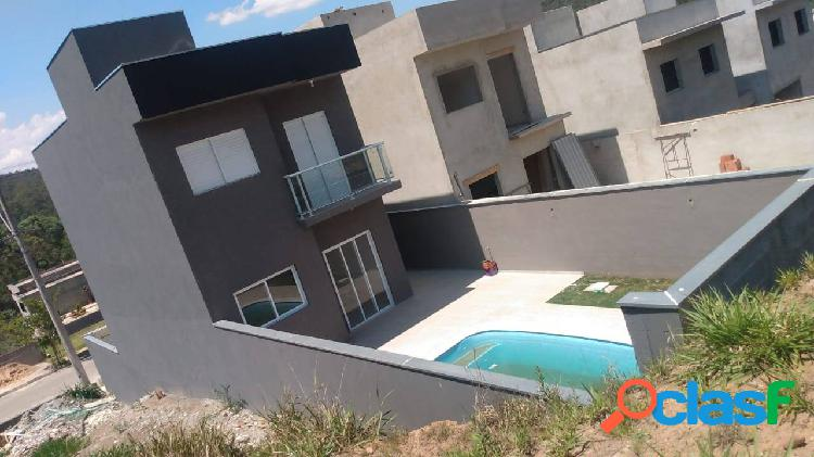 Sobrado com 3 dormitórios Sendo 1 Suíte, 110 m² - Portais (Polvilho) - Caja