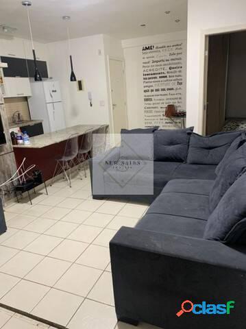 Lindo apartamento com 2 quartos no Jardim Goiás - 54m2!
