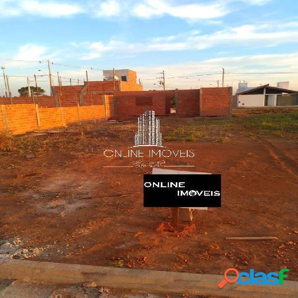 Ótimo terreno (Entrada + Parcelas) - Leonor Franco