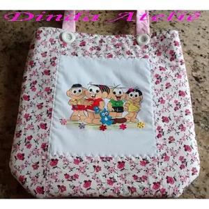 5c3d16c5e Bolsa tecido patchwork artesanato professora educação em Brasil 【 REBAIXAS  Junho 】 | Clasf moda-e-beleza